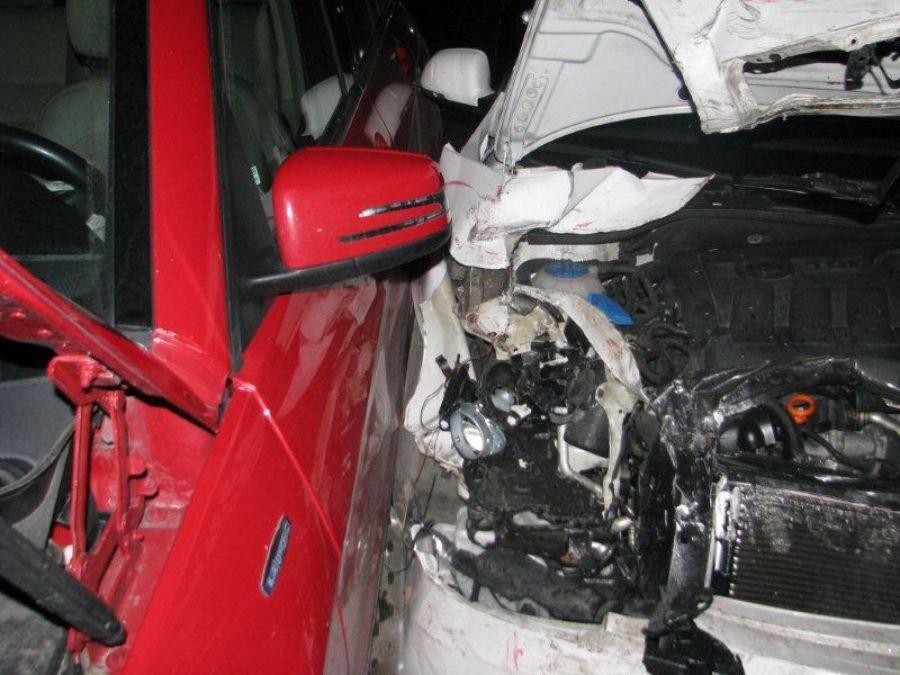 Vodiči podcenili bezpečnostné vzdialenosti medzi vozidlami, reťazová nehoda spôsobila kolóny, foto 1