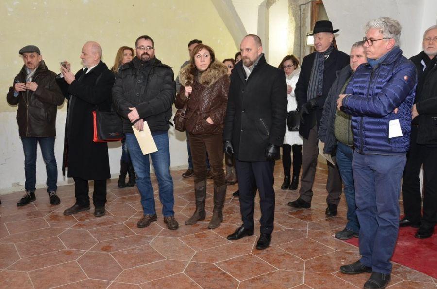 Kaštieľ v Moravanoch nad Váhom opäť ožil výstavou umeleckých diel vďaka projektu Návrat do života, foto 4