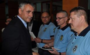 Ocenenie za záchranu ľudského života si odniesli aj Trnavskí policajti