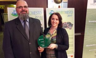 Z konferencie Ministerstva životného prostredia si Trnava odniesla titul Enviromesto 2017