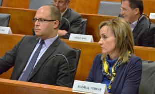 Trnavský samosprávny kraj má nových vicežupanov a členov Rady TTSK, zastupiteľstvo ich volilo 21.12.