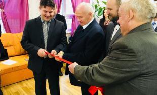 V okrese Dunajská streda, v obci Jahodná, otvorili nový denný stacionár, ktorý pomôže 40 klientom