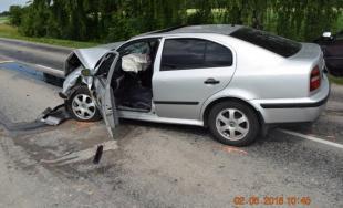 12 dopravných nehôd,C 14 zranených, 2 zadržané vodičské preukazy - to je bilancia víkendu na cestách