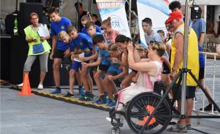 KALOKAGATIA 2018 preniesla do Trnavy športového ducha a atmosféru olympiády